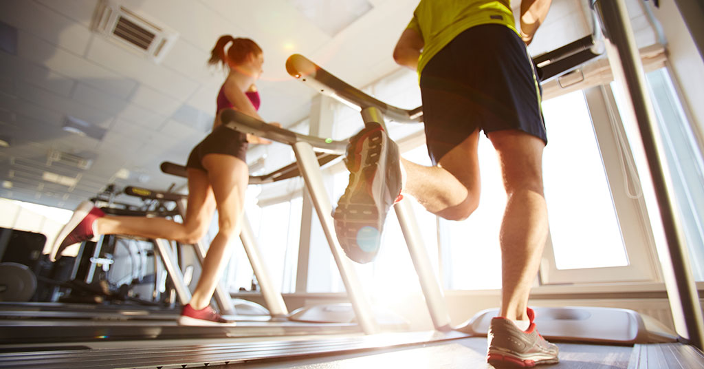 gym benefits