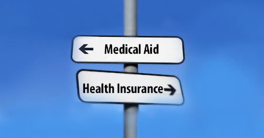 medical aid vs health insurance