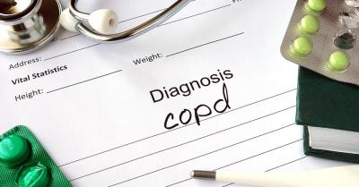 chronic obstructive pulmonary disorder diagnosis