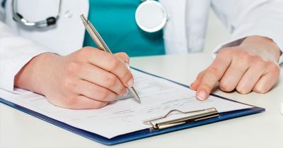 medical aid paperwork